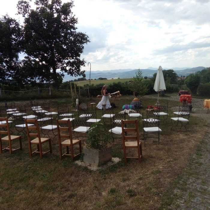 Contes au jardin, spectacle, puy-de-Dôme