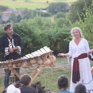 Contes africain, Auvergne, Allier